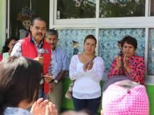 Fernando Moctezuma gestiona beneficios para la niñez de la región de Tula5