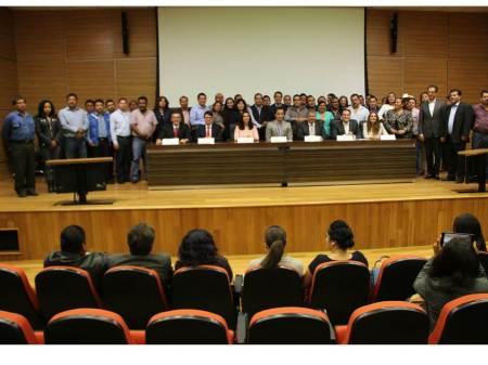 Las Secretarías de Desarrollo Social federal y estatal coordinan acciones para capacitar a alcaldes electos de Hidalgo
