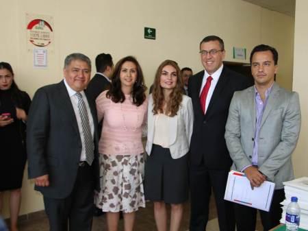 Las Secretarías de Desarrollo Social federal y estatal coordinan acciones para capacitar a alcaldes electos de Hidalgo2