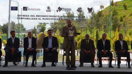 Reconocimiento Internacional como Gobierno Confiable 2
