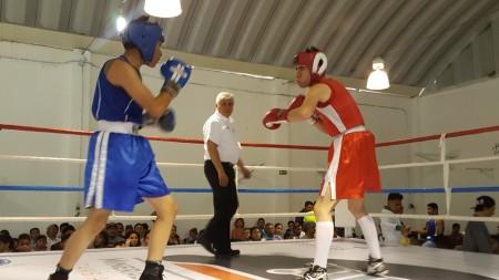 Buen inicio en el Selectivo Estatal de Boxeo .jpg