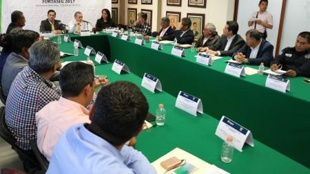 Secretaría de Gobierno y el Consejo Estatal de Seguridad Pública presentaron los criterios 2.jpg