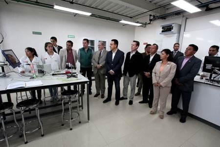 Abrirá Preparatoria 1 laboratorios con tecnología de primer mundo2