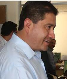 Atiende secretario de salud peticiones de pacientes y usuarios del Hospital y Centro de Salud en Huichapan