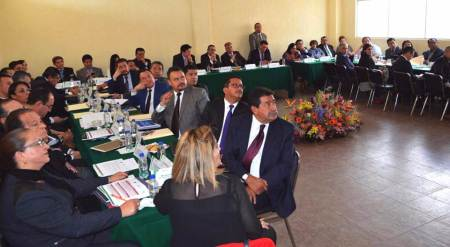 Autoridades de Hidalgo y Edomex acuerdan estrategias operativas en contra de la delincuencia2