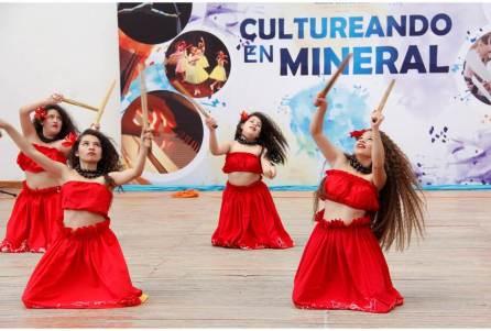 """Ayuntamiento promueve agenda cultural; presenta """"Cultureando Mineral"""" en Pachuquilla4"""