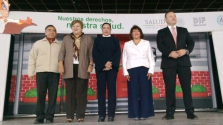 """campaña """"Celebrando los derechos de niños, niñas y adolescentes""""3"""