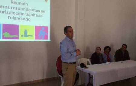 Capacita Santiago a personal de seguridad pública en primeros auxilios1