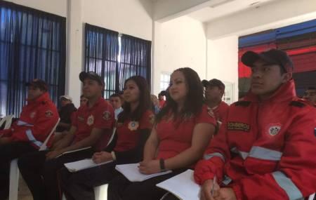 Capacita Santiago a personal de seguridad pública en primeros auxilios2