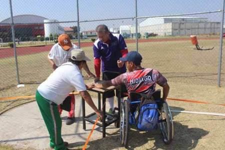 Deporte adaptado realizó selectivo estatal de cara a eventos nacionales2