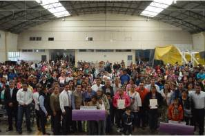 """En Tizayuca suman ya 4 mil 561 mujeres afiliadas al """"Seguro de vida para jefas de familia"""""""
