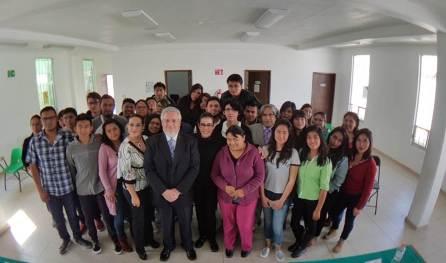 Firman convenio la UTMiR-BIS y el Instituto Hidalguense de la Juventud