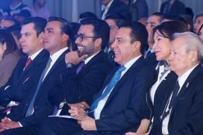 Formaliza Omar Fayad la transición de análoga a digital la señal de RyTV de Hidalgo