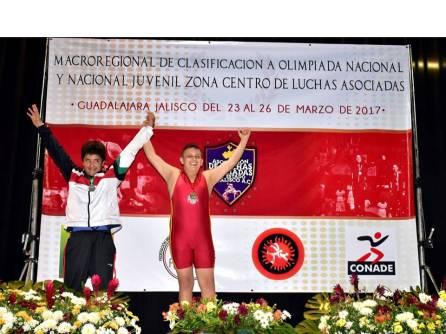 Hidalguenses clasifican a Olimpiada Nacional en luchas asociadas y clavados 4