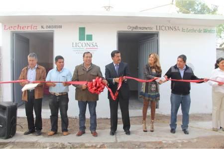 Inaugura Liconsa punto de venta en Atotonilco de Tula2