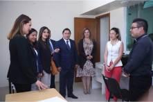 "Inaugura Raúl Camacho, ventanilla del Registro del Estado Familiar ""Benito Juarez"" en La Providencia4"