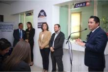 "Inaugura Raúl Camacho, ventanilla del Registro del Estado Familiar ""Benito Juarez"" en La Providencia5"