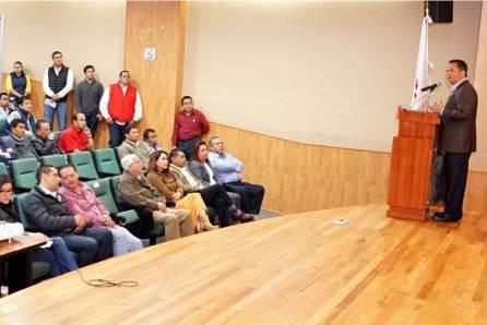 Inician los trabajos para la renovación de 55 dirigencias municipales del PRI Hidalgo2