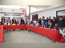 Instalan en Tizayuca el Consejo Municipal de Protección Civil4