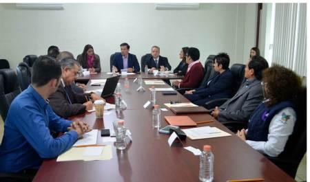 Justicia para adolescentes será el tema con el cual Hidalgo participará en la Comisión Nacional de Seguridad