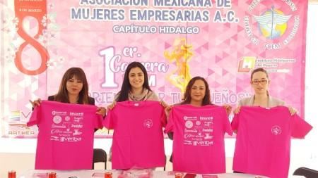 La Asociación Mexicana de Mujeres Empresarias presentó primera carrera atlética.jpg