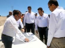 Más de 306 mdp para reconstruir y modernizar vías de comunicación de Huichapan y 3