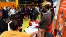 Ofrecen vacantes 90 empresas en Feria del Empleo UAEH2