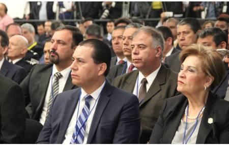 Participan SSPH y PGJEH en Reunión Nacional de procuradores de justicia 2