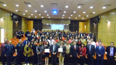 PGR Hidalgo-FEADLE impartió curso de capacitación a medios de comunicación y servidores públicos