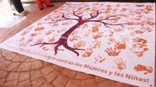 """Por día naranja, SEPH realiza la actividad """"Cada Mano Cuenta""""2"""
