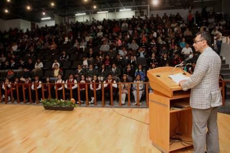 Premiación de la XXX Olimpiada de Matemáticas en UAEH2