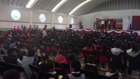 Promueve DIF Santiago derechos de los niños mediante obra de teatro2
