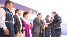 Raúl Camacho continúa recorriendo colonias de Mineral de la Reforma 3