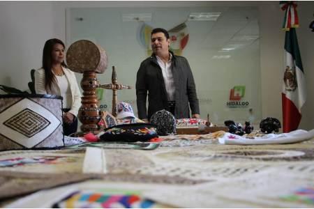 Reconocen el talento hidalguense en premio nacional de artesanos