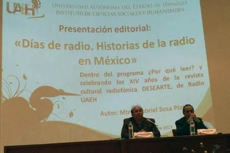 Revista radiofónica cultural DeseArte festeja XIV años al aire