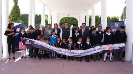RYTVH lleva Museo Interactivo al municipio de El Arenal3