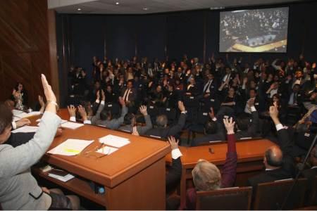 Se reúne H. Consejo Universitaria para comenzar proceso de elección de nuevo rector de UAEH