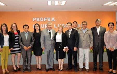 SEDESOL Delegación Hidalgo firma convenio con SEPH para validar el primer 2