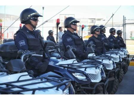 Abierta la convocatoria para ingresar a la policia municipal de Mineral de la Reforma
