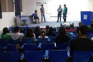 Alumnos de Biología participan en Taller sobre Equidad de Género 1