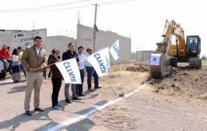 Arranca la CAAMTH la introducción del drenaje sanitario de la colonia Campestre en Tizayuca1