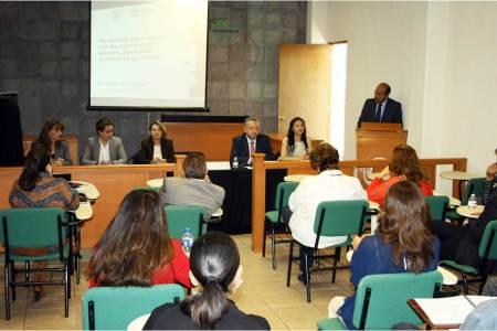 Asesoras de la Suprema Corte imparten talleres a magistrados y jueces2