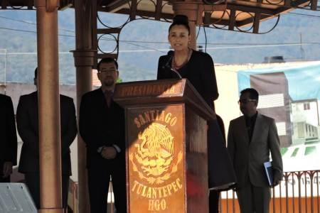 Celebra Santiago Tulantepec 73 años de historia