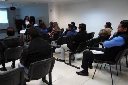 PGR Hidalgo imparte curso a las área jurídicas de Sagarpa, Profepa y Semarnat