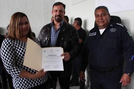 Curso de manejo impartido por la Secretaría de Seguridad Pública, contribuye a la reducción de accidentes
