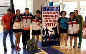 Destacan tenismesistas en Campeonato Nacional de Cuarta Fuerza en Jalisco 1