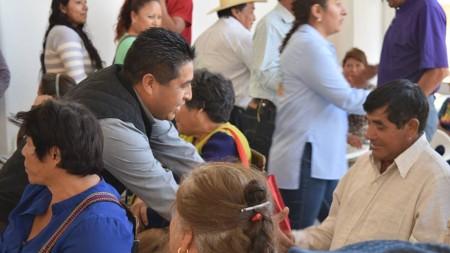 DIF municipal de San Salvador promueve brigadas medicas para comunidades