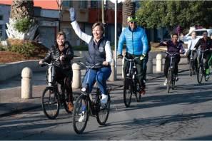 Facilitan renta de bicicletas híbridas en Pachuca4