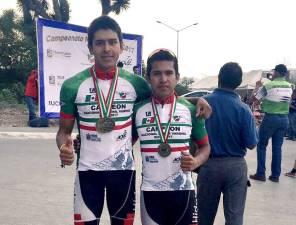 Fernando Islas y Leonel Palma se proclaman campeones nacionales de ciclismo de ruta1
