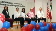 Fundación Smile Train realiza visita a Hospital del Niño DIF1